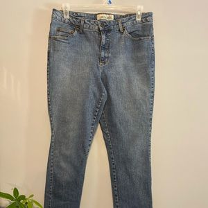 Faded glory classic stretch jeans 16 tall